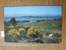 1900's-50's GOLF foto cartolina: NORD AMERICA E CANADA-Victoria Golf Club,