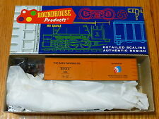 Roundhouse HO #3184 (Rd #604) Rath Packing Co. Meat Reefer Kit