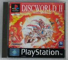 Videogame DISCWORLD II  PSX PS1 PSONE USED RARE!!!