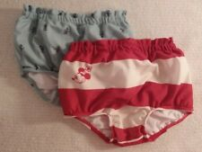 Disney Infart Girls Swim Bloomers by Junk Food Size 3 to 6 Months Mickey Mouse