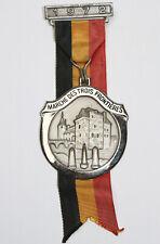 Médaille de marche_011_1972, marche des trois frontières, ruban belge