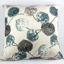 """PI16 Multi-colored Leaves Pillow Case Decor Cushion Cover Cotton Square 50cm 20"""""""