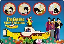 Beatles Yellow Submarine Computer Mouse Mat (bb)