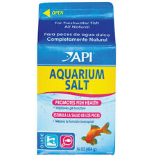 API - Aquarium Salt Water Conditioner - 16 oz. (454 g)