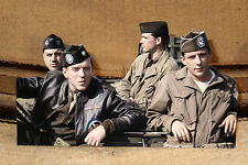 """Band of Brothers"" World War 2 Tv Series Tabletop Standee 11"" Long"