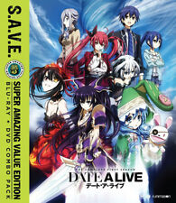 Date A Live - Season One - S.A.V.E. [New Blu-ray] With DVD