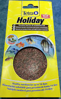 Tetra Tropical 14 Day Holiday Vacation Tetramin Fish Tank Feeder Food Aquarium
