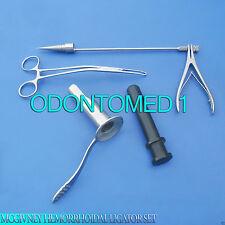 MCGIVNEY HEMORRHOIDAL LIGATOR SET Complete.Rectal Instruments