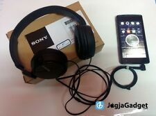 SONY MDR-ZX110 A Extra Bass Wired Headphone Without Mic. (BLACK)
