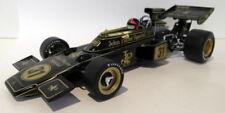Coches de Fórmula 1 de automodelismo y aeromodelismo negros Lotus