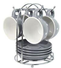 Secret De Gourmet Kaffee-set Tassen - grau