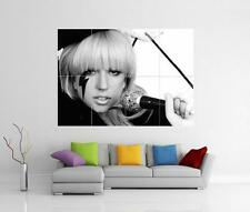 LADY GAGA BORN THIS WAY FAME ARTPOP GIANT WALL ART PHOTO PICTURE PRINT POSTER