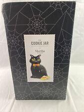 Cat Cookie Jar Collection By Martha Stewart Nwt.