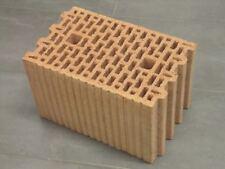 24er Unipor Blockziegel 12DF Hochlochziegel 37,2x24x23,8 Porotonsteine 0,9/12