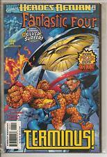 Marvel Comics Fantastic Four Vol 3 #4 April 1998 Silver Surfer NM