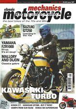 Z1000J Yamaha FZR1000 EXUP Honda CB400N Suzuki GT250A KH250B2 Kawasaki GPZ900R
