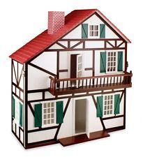 Reutter Porzellan Puppenhaus leer / Dollhouse empty Kit 1:12 Puppenstube 1.600/0