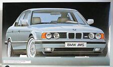 FUJIMI 1/24 BMW M5 (E34) real sports car RS-34 scale model kit