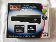 DECODEUR TNT - PREMIO ST3 de la Compagnie Générale de Videotechnique