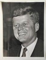 1956 John Kennedy Orginal Press Photo