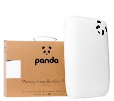 Comfortable Panda Pillow Cushion Orthopaedic Memory Foam Bamboo Hypoallergenic