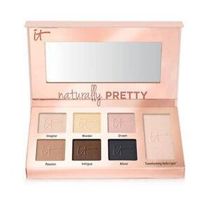 It Cosmetics Naturally Pretty Transforming Eyeshadow Palette + Authentic LE NIB