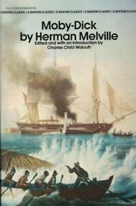 """""""Moby-Dick"""" by Herman Melville (engl.)"""