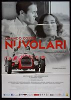 Manifesto Cuando Corre Nuvolari Tazio Car Race Alfa Romeo Ferrari Película M169