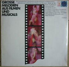 Vintage Promo LP: Große Melodien aus Filmen und Musicals - noch versiegelt