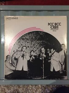 Pee Wee Erwin And His Dixieland All Stars. Lp