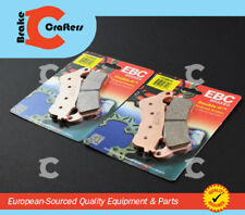 2010 - 2013 HONDA NT 700 V/VA - FRONT EBC HH RATED SINTERED BRAKE PADS - 2 PAIR