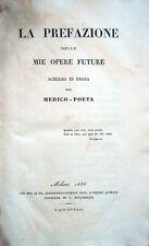 1838-1848 – RAJBERTI, OPERE, LETTERATURA ITALIANA POESIA DIALETTO MILANESE GATTI