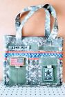 Women's Digital Camouflage Tote Handbag Army Mom US Army Rare