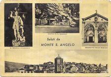 P1556  Foggia  MONTE SAN ANGELO  Vedute