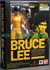 BRUCE LEE BANDAI SH FIGUARTS YELLOW TRACK SUIT FIGURE **AUTHENTIC, NEW, SEALED!!