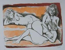 GUTTUSO Renato (Bagheria di Palermo 1912-1987), Tre nudi