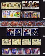 GB 1988 ANNO COMMEMORATIVA Set unmounted Nuovo di zecca