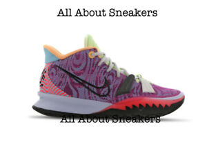 """Nike Kyrie 7 """"Pink-Black' Men's Trainers Limited Stock All Sizes"""