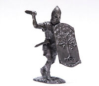 Tin Miniature 54mm Spartan Warrior 1:32 Scale Historical Warrior