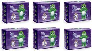 Pillo Premium Junior Taglia 5 (7-18 Kg) 6 Pacchi offerta 240 Pannolini