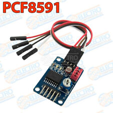 Modulo A/D D/A PCF8591 conversor 8 bits converter i2c analogic bus