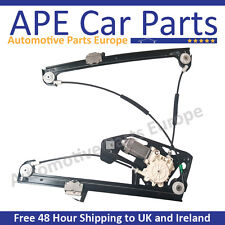 OEM Quality BMW 7 Series E38 Front Right Window Regulator WITH Motor 51338205634