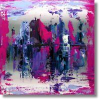 """Abstrakte Kunst Modernes Wandbild Gemälde """"Abstrakt """" Unikat Nr. 935"""