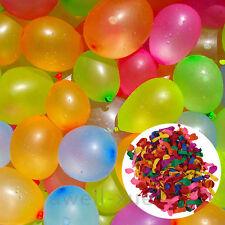 500Pcs Water Bombs Balloons Outdoor Party Garden Beach Kids Toys small balloon