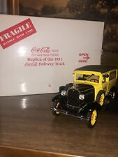 Danbury Mint 1931 Coca Cola Delivery Truck.