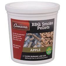 Camerons Smoking Wood Pellets (Apple)- Kiln Dried BBQ Pellets- 100% All Natural
