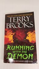 Running With The Demon, 1st ed. pb 1998 by Terry Brooks, very good condition
