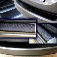Für Skoda Karoq  SparSet Ladekantenschutz + Einstiegsleiste 3D Carbon 254-2040