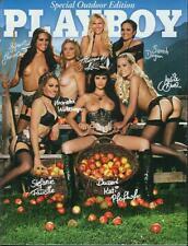 Playboy 11/2012 Abo, Die schönsten Bäuerinnen - Clivia Treidl - Dominique Regats