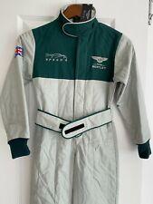 Bentley Motors - Le Mans Race Suit 104cm (Child @4-8) - New with tags